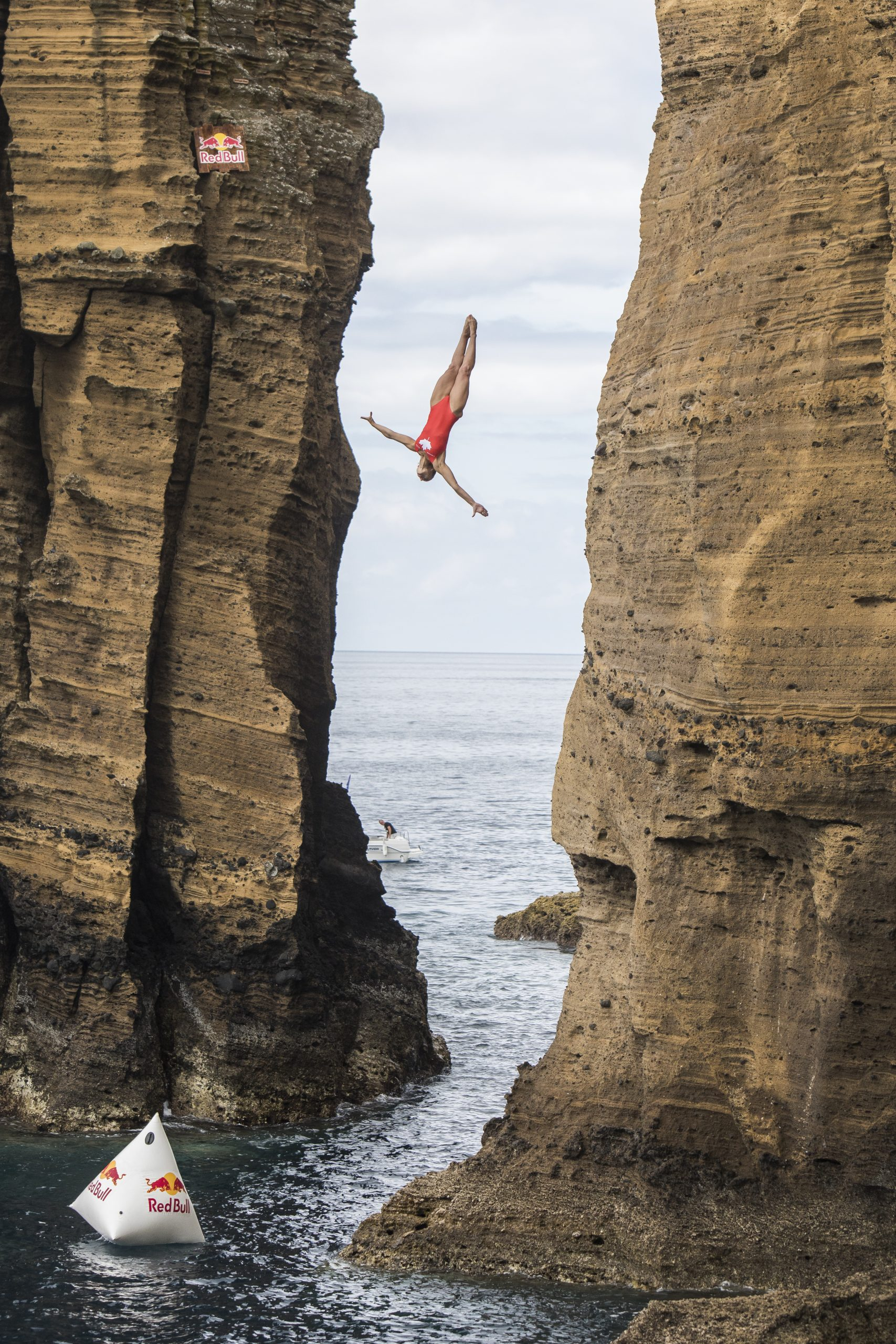 Le plongeon de Haut Vol | CAMO Plongeon