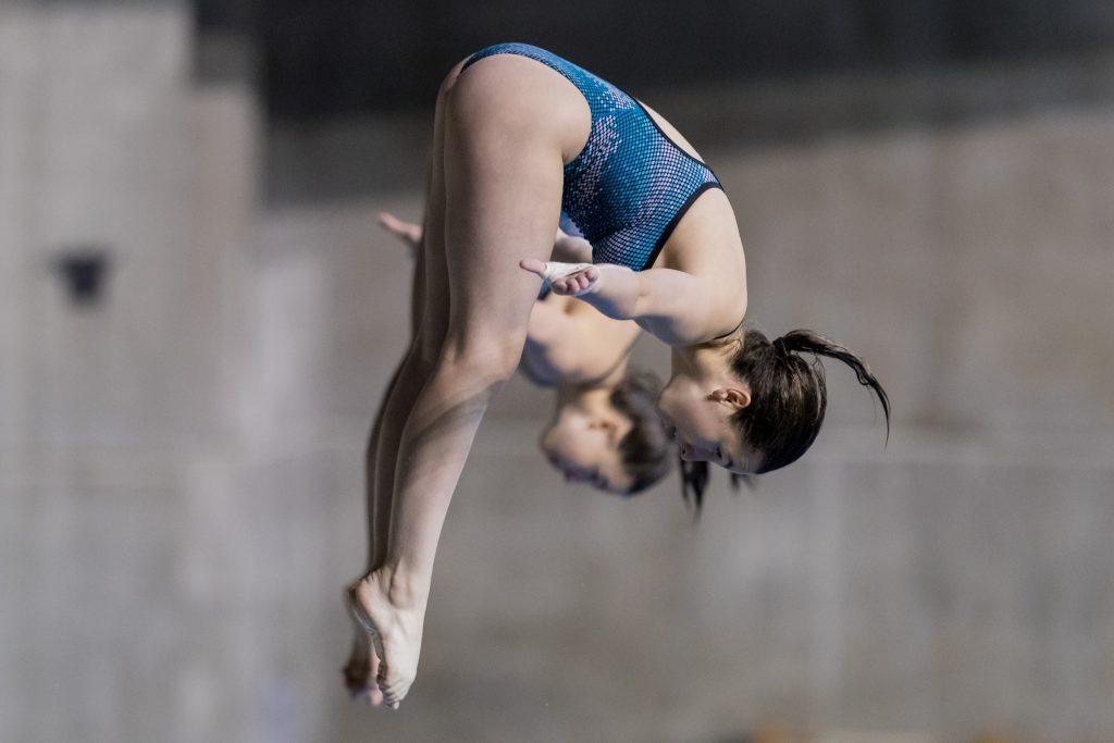 Sport-études | CAMO Plongeon
