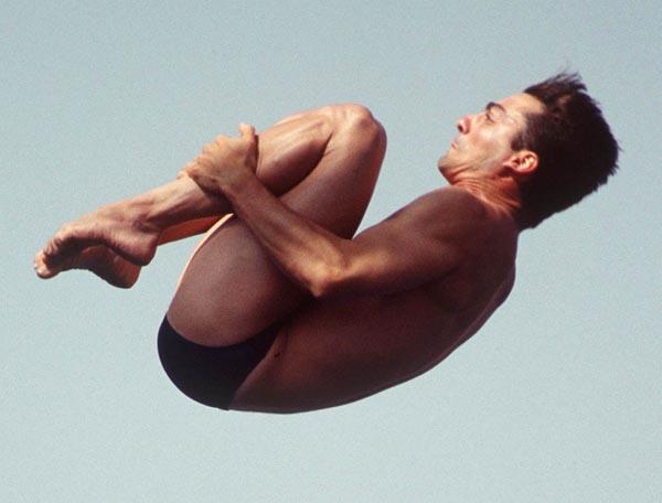 Bruno Fournier | CAMO Plongeon | Olympiques