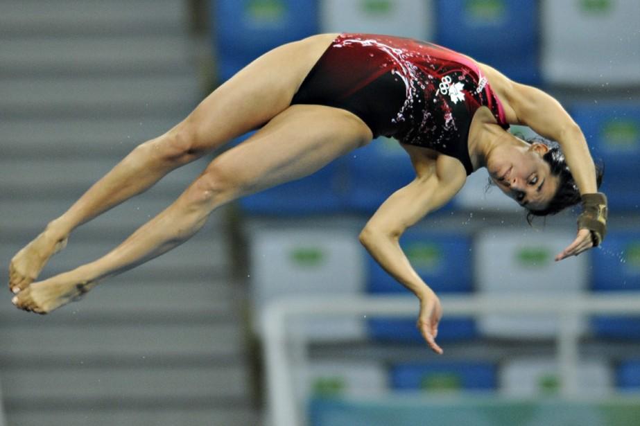 Marie-Ève Marleau | CAMO Plongeon | Olympiques